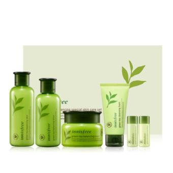 Innisfree Green Tea Balancing Special Skin Care 6IN1 Set Price Philippines