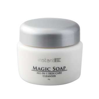 Instant Magic Soap All-In-One Skin Care Cleanser 50g Price Philippines