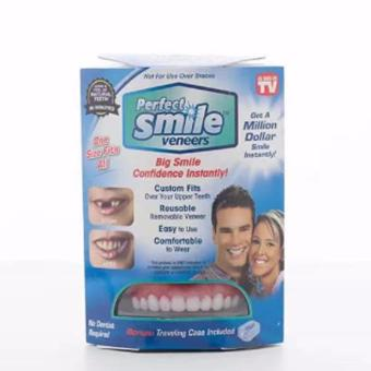 Instant Smile Deluxe Teeth MEDIUM Top Veneers Fake Cosmetic