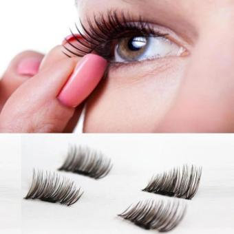 InstantEye-Lash Reusable Magnetic 3D False Eyelashes