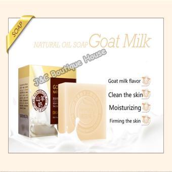 J&C Goat Milk Natural Moisturizing Deep Clean Oil Soap - 2