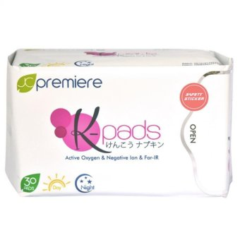 JC Premiere K-Pads Panty Liner Pack of 30 Price Philippines