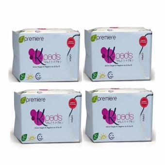 JC PREMIERE K-PADS PANTY LINER PACK OF 4 Price Philippines