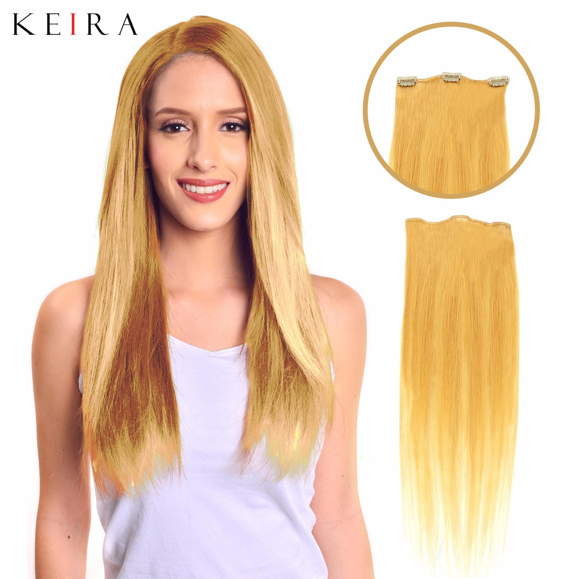 Philippines Keira Clip On Hair Extensions 16 Long 3 Clips