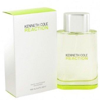 Kenneth Cole Reaction Eau De Toilette Spray for Men 100 ml