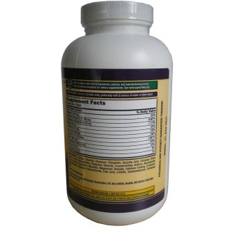 Kirkland Signature Super B-Complex with Electrolytes, 500 Tablets - 3