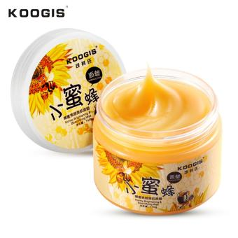 Koogis Honey Milk Face Wax Extract Mositurizing ExfoliateBlackheads remove Pore refine Firming Brightening Face Wax - 2