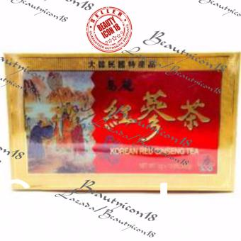 Korean Red Ginseng Tea 100 sachets