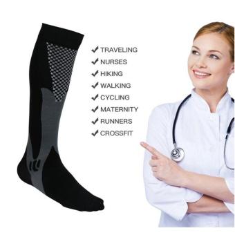 kywa Compression Socks for Men & Women, BEST Graduated AthleticFit for Running, Nurses, Shin Splints, Flight Travel, &Maternity Pregnancy. Boost Stamina, Circulation, & Recovery(L/XL) - intl - 3