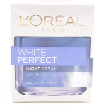 L'OREAL DERMO WHITE PERFECT NIGHT CREAM
