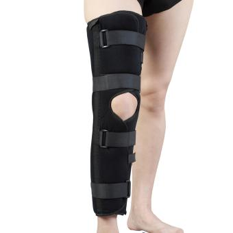 (Large)Medical Orthopedic Knee Immobilizer Knee Support PatellaBrace Knee Brace Patella Support - intl