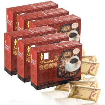 Leisure 18 Slimming Coffee Set of 6 - picture 2