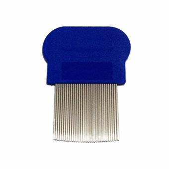 Lice Terminator Removes Dandruff Hair Comb Magic Suyod (Royal Blue)