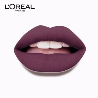 L'Oreal Paris Color Riche Le Rouge Paris Fashion Week - Taupe Model 610 - 3