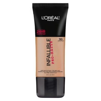 L'Oreal Paris Infallible Pro-Matte Liquid Foundation - 110 Creme Cafe Price Philippines