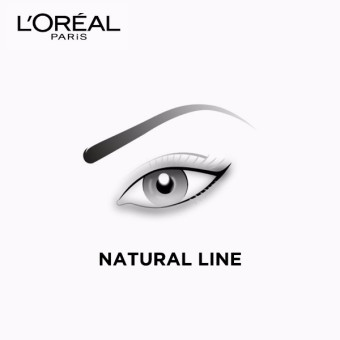 L'Oreal Paris Super Liner Gelmatic 0.3g (Black) - 3