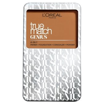 L'Oreal Paris True Match Genius Two Way Cake Compact Foundation 7g (G4 Gold Beige) Price Philippines