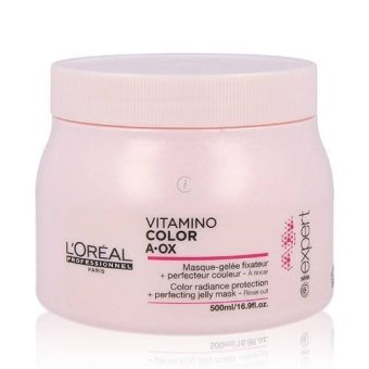 Loreal Paris Vitamino Color Masque 500ml Price Philippines