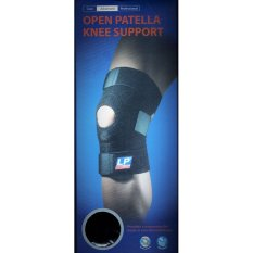 LP Support Advanced Open Patella Knee Support 758 One Size