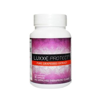Luxxe White 60 Capsules with FREE Luxxe Protect Grapeseed Extract 30 capsules - 3