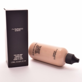MAC Face and Body Foundation 120ml NC2 - 2