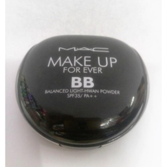 Mac Kabuki Brush ,Mac Eyebrow Pencil and Mac Make Up Forever BB2in1 Powder Set Of 3 - 4