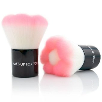 Make-Up For You Flower Style Kabuki Brush