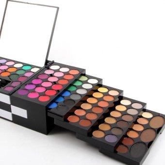 Make Up Matte Palette 144 Color Eye Shadow Maquiagem Eyeshadow Pallete Makeup Shadows Palette Kit Cosmetics Set Of Shadows - intl - 4
