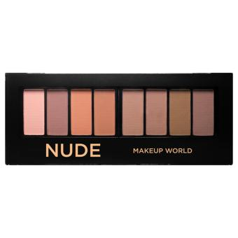 Makeup World Eyeshadow Palette ( Nude )