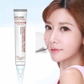 Makiyo Face Anti Acne Blain Cream Oil Control Shrink Pores Treatment Cream Print Scar Remover Skin Hole Repair Skin Care - intl - 3