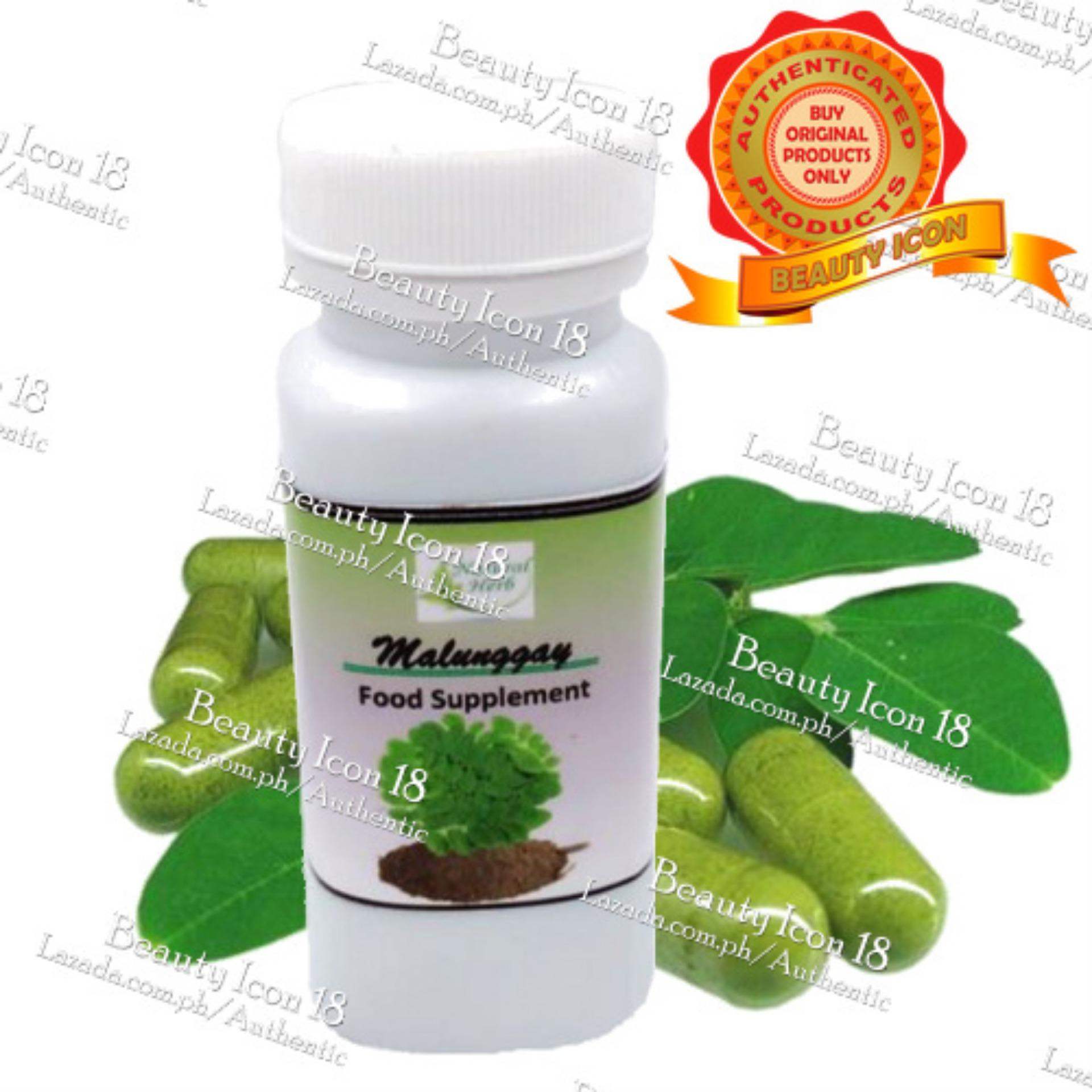 Cheap herbal supplement - Malunggay Capsule Natural Herb Food Supplement Bottle Of 100pcs Lazada Ph
