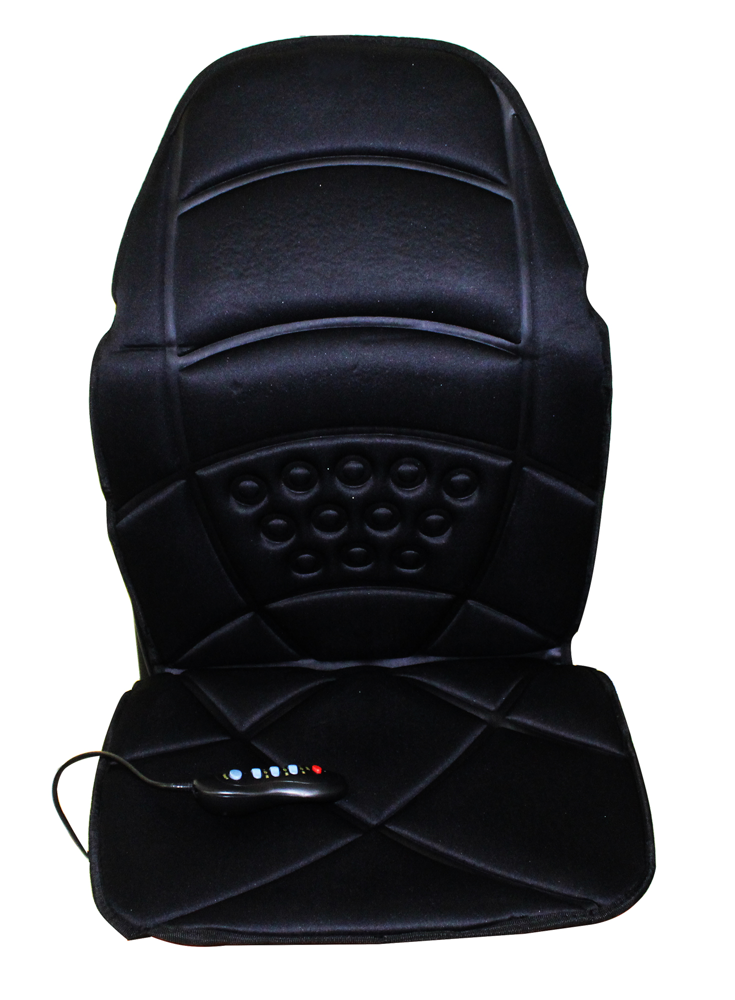 Massage Seat Topper (Black) product preview, discount at cheapest price