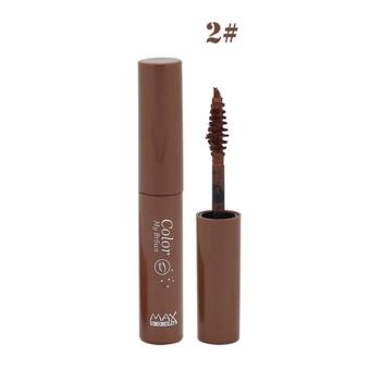Maxdona Waterproof Eyebrow Mascara #2 (Red Brown) Price Philippines