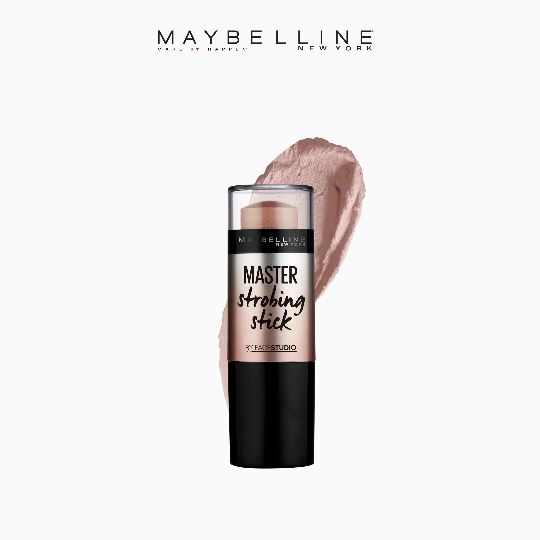 Philippines Maybelline Face Studio V Strobing Stick Pink Meyne