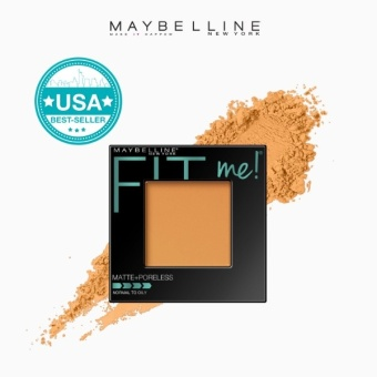 Maybelline Fit Me Matte Poreless Powder - 330 Toffee