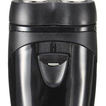 Mens Cordless Electric Shaver Razor Beard Hair Clipper Trimmer Battery Powered - intl - 4