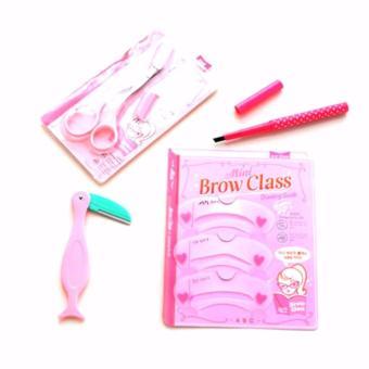 Mini Brow Class Set - 3
