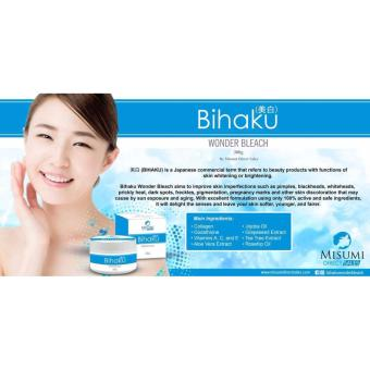 Misumi Bihaku Wonder Bleach (Bleaching Cream for ALL SKIN TYPES) - 2