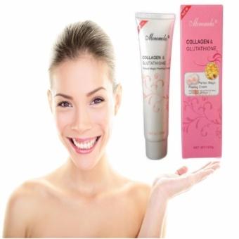 Monomola Collagen and Glutathione Peeling Cream Whitening (SET OF2) - 2