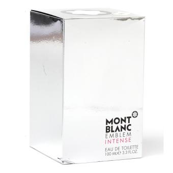 Mont Blanc Emblem Intense Eau De Toilette for Men 100ml - picture 2