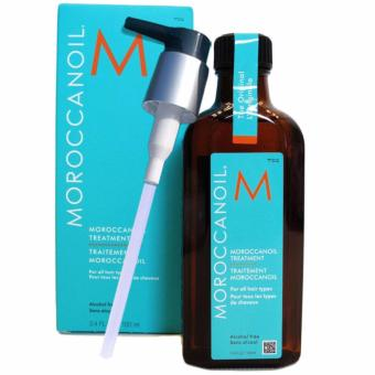 Moroccanoil Oil Treatment 125ml with Pump for normal to thick hair
