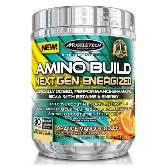 MuscleTech Amino Build Next Gen Energized, Advanced BCAA Powder w/Energy Price Philippines