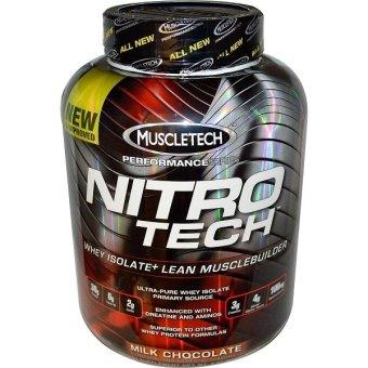 Muscletech Nitrotech Performance Series 4 lbs (Milk Chocolate)