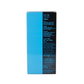 Musk for Men Cologne Spray 100mL - picture 2