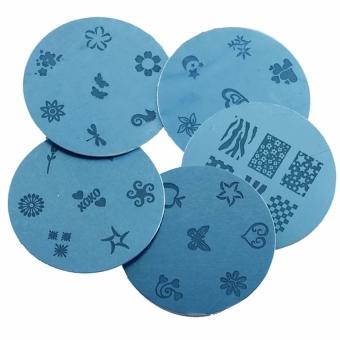 Nail Art Stamping Kit - 2