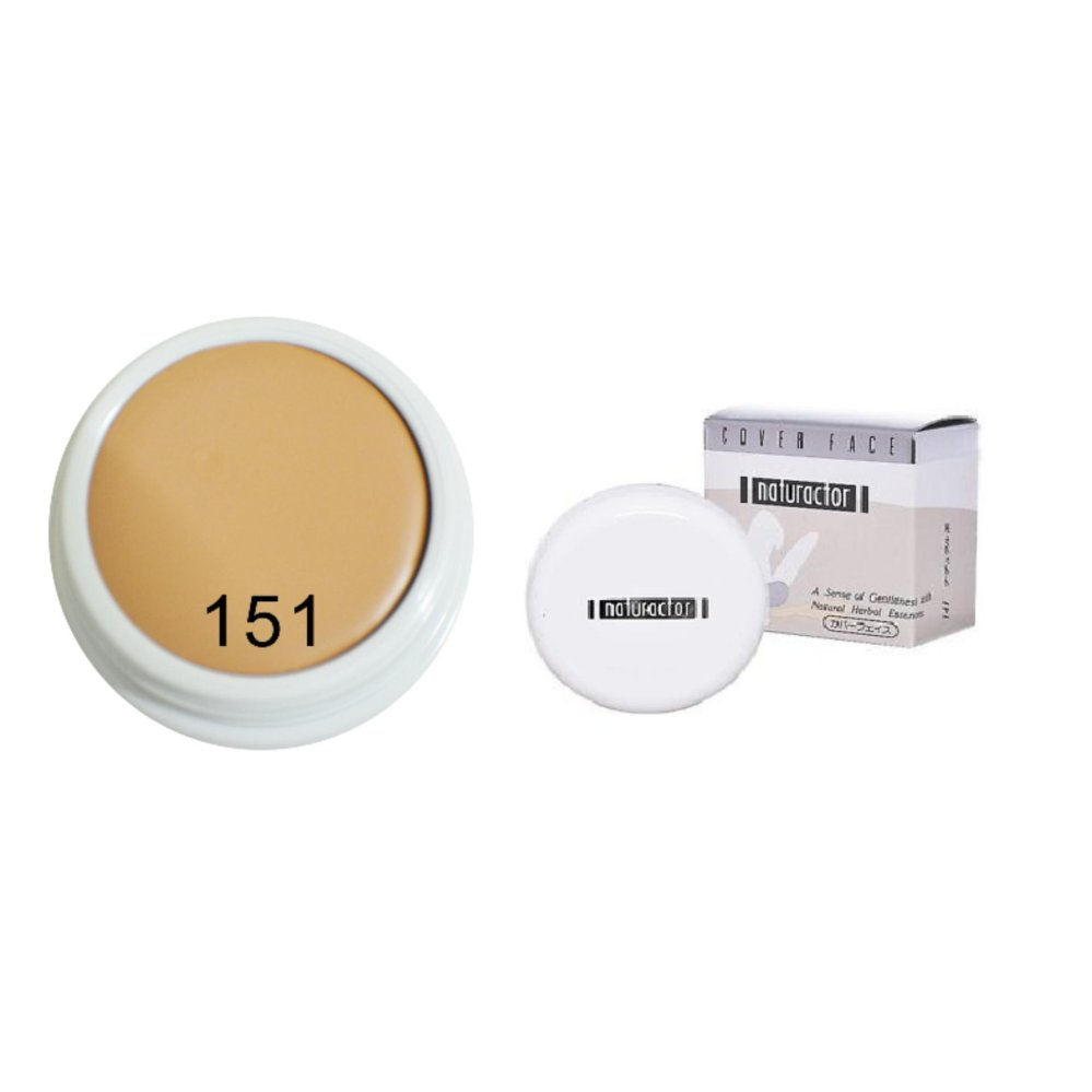 NATURACTOR COVER FACE shade #151 Philippines