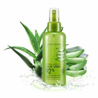 Nature Republic Aloe Vera 92% Soothing Gel Mist, 150ml Price Philippines
