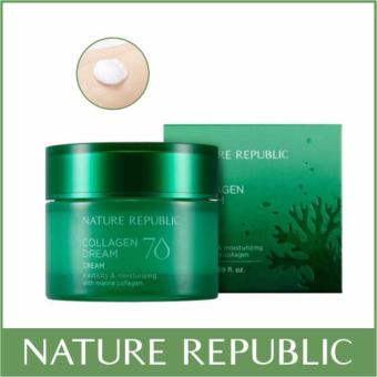 Nature Republic Collagen Dream 70 Cream 50ml Price Philippines