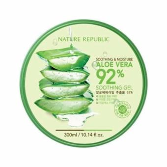 Nature Republic Soothing & Moisture 92% Aloe Vera Soothing Gel300ml Price Philippines