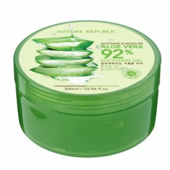 Nature Republic Soothing and Moisturizing Aloe Vera 92% SoothingGel